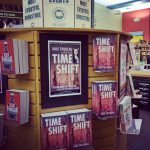 Display at McNally Robinson