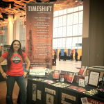 The TimeShift table at C4!