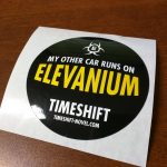 Elevanium Sticker