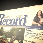 Comox Valley Record